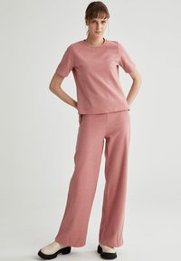 DeFacto - Trousers - pink - 3
