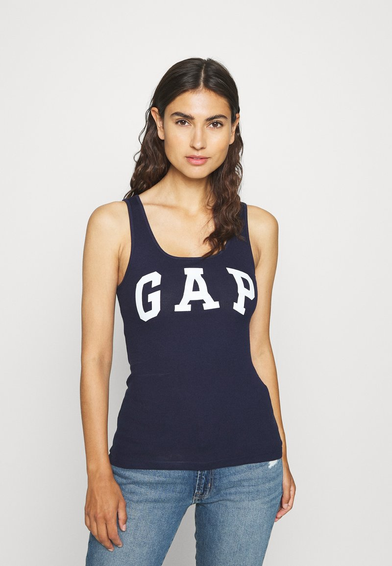 GAP - TANK - Top - navy uniform