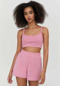 PULL&BEAR - SET - Shorts - pink - 2