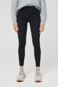 PULL&BEAR - Leggings - Trousers - black - 1