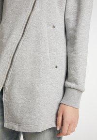 DreiMaster - Zip-up hoodie - hellgrau melange - 3