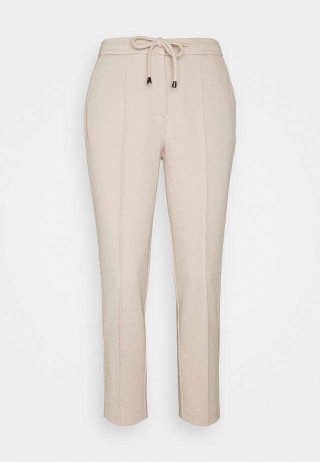 Trousers - oat