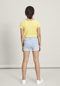 Name it - Denim shorts - light blue denim - 1