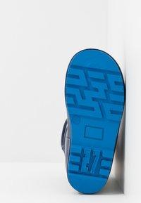 Chipmunks - MERLIN - Bottes en caoutchouc - dark blue - 5