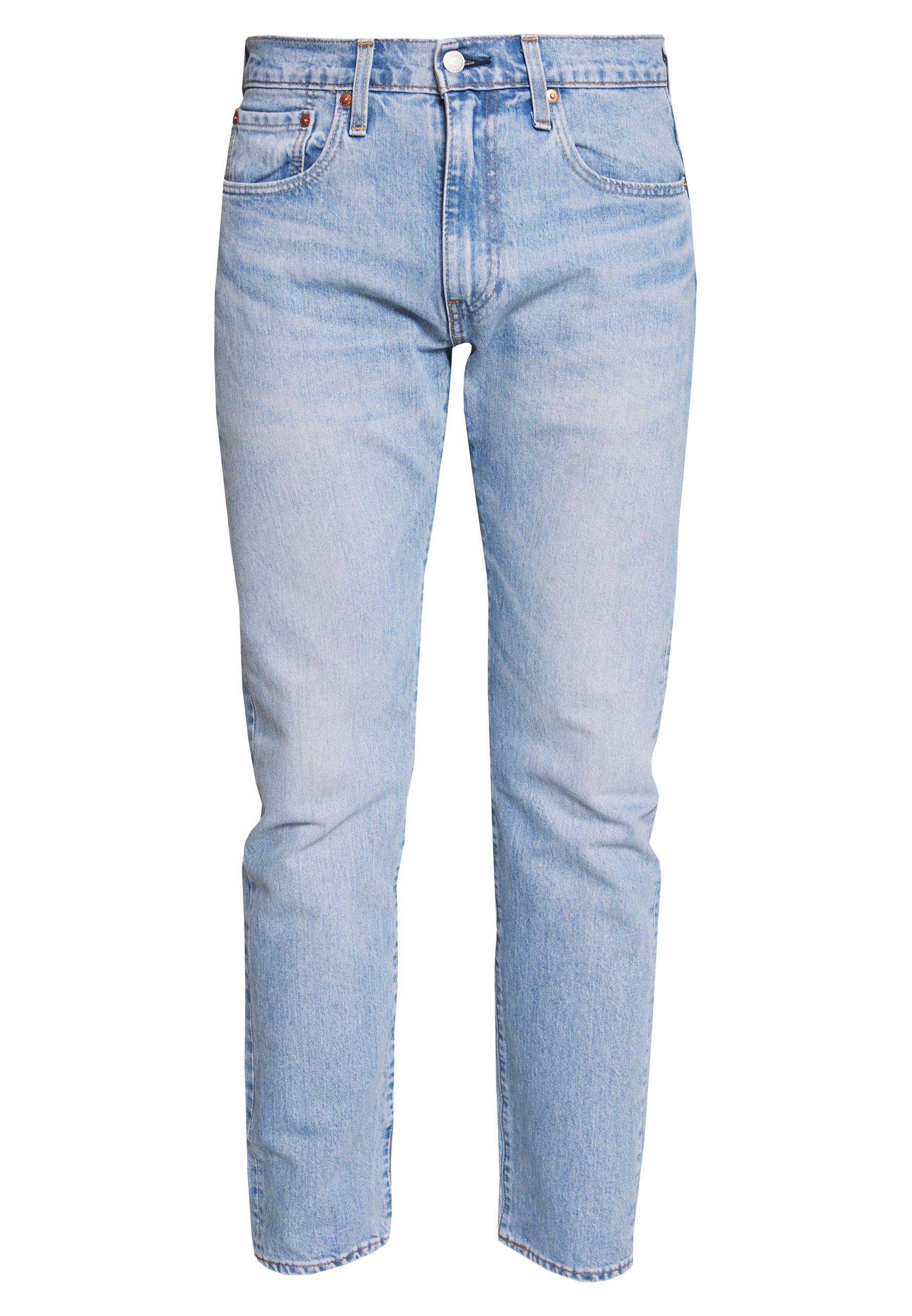 Levi's® 502™ TAPER - Jean slim - hawthorne fog adapt