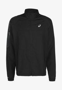 ASICS - Outdoor jacket - performance black / carrier grey - 0