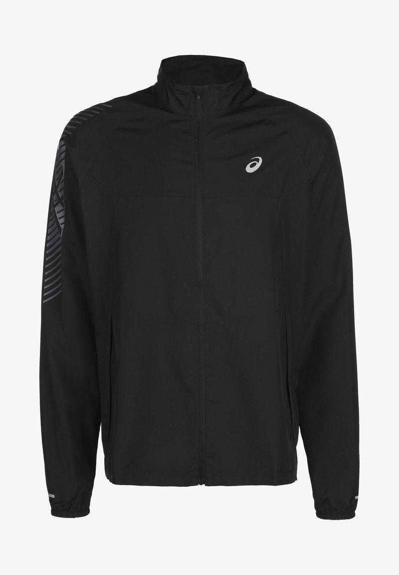 ASICS - Outdoor jacket - performance black / carrier grey