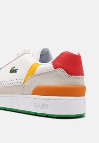 Lacoste - T-CLIP - Trainers - white/green - 4