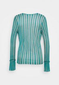Diane von Furstenberg - SHIRLEY - Neule - placid blue/pale pink - 1