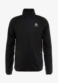 ODLO - JACKET MILLENNIUM THERMIC ELEMENT - Outdoor jacket - black - 5