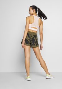 Puma - THE FIRST MILE SHORT - Sports shorts - burnt olive - 2
