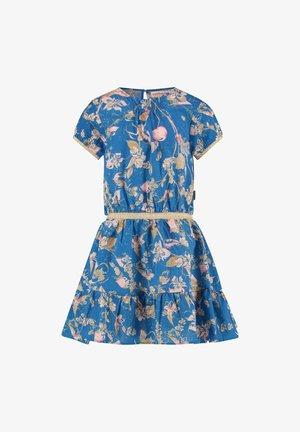 PANICE - Day dress - multicolor blue