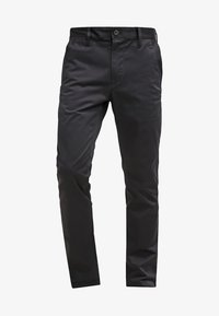 BRONSON SLIM - Chinos - black