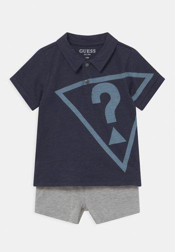 SET - Shorts - bleu/deck blue