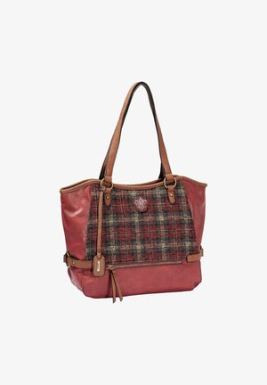 Handbag - wine-wine-brown (h1066-35)