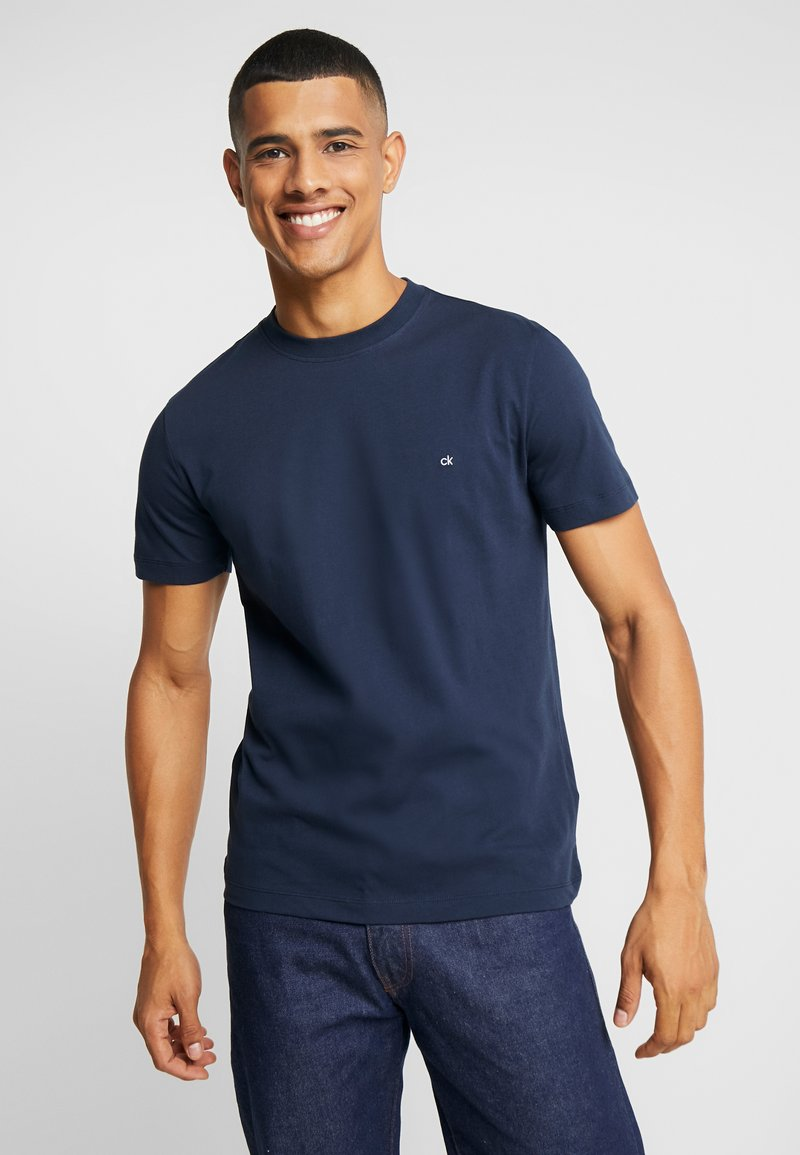Calvin Klein - T-shirt basic - navy