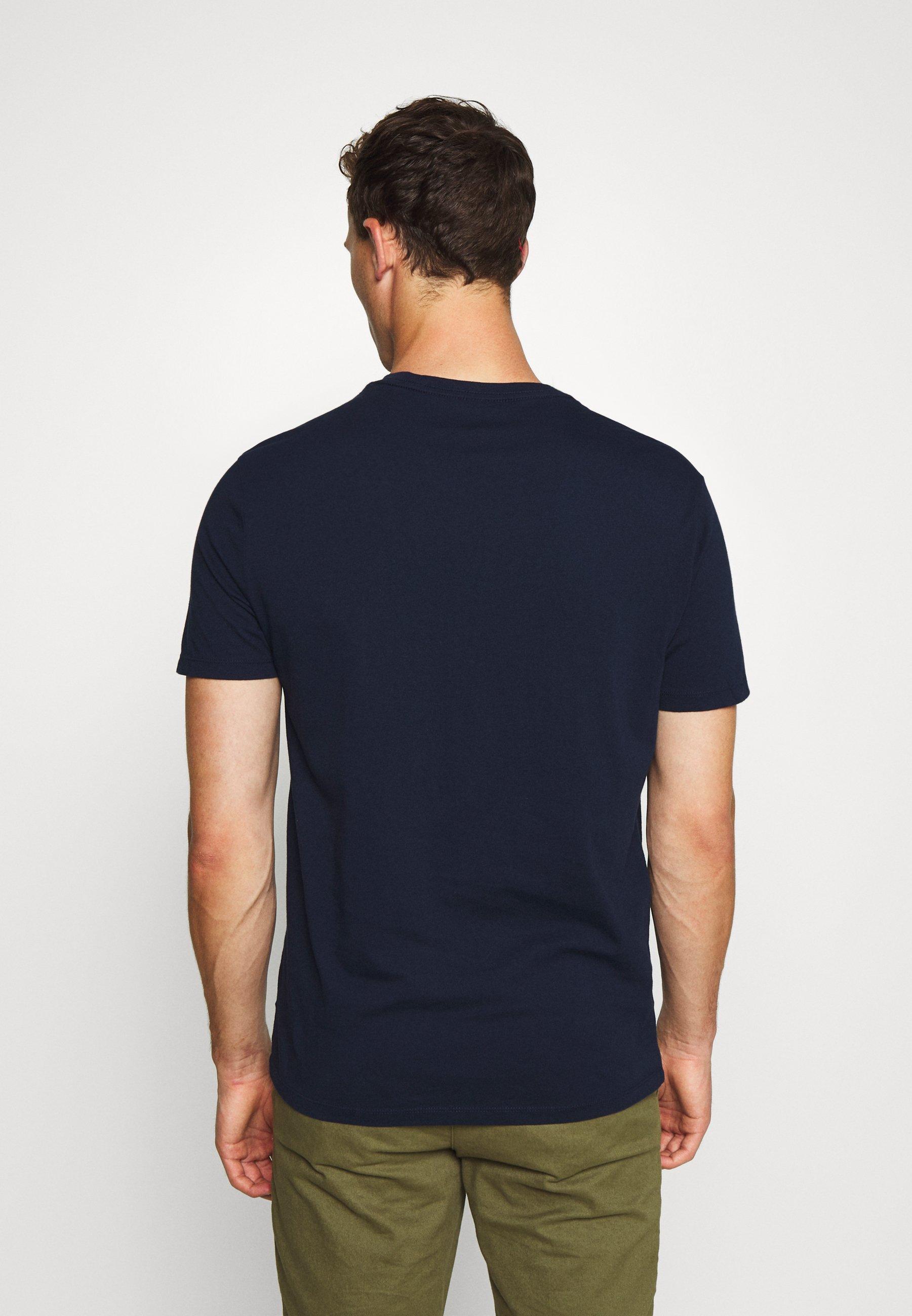 GAP BATMAN - Print T-shirt - tapestry navy bgpiO