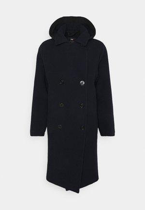 SHAKELTON PEACOAT - Classic coat - navy
