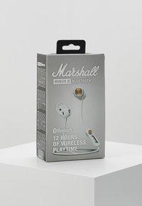 Marshall - MINOR II BLUETOOTH  - Cuffie - white - 3