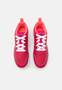 adidas Performance - VECTOR K UNISEX - Sports shoes - power pink/footwear white/signal pink - 3