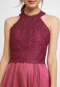 Luxuar Fashion - Společenské šaty - himbeer - 5