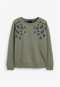 Next - Sweatshirt - khaki - 1