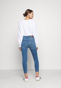 Madewell - ROADTRIPPER CROP - Jeans Skinny Fit - iberia - 2
