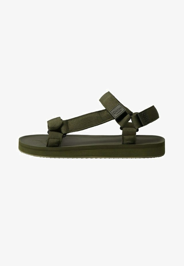 Sandales de randonnée - kaki