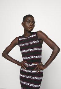 Love Moschino - Jumper dress - black - 3