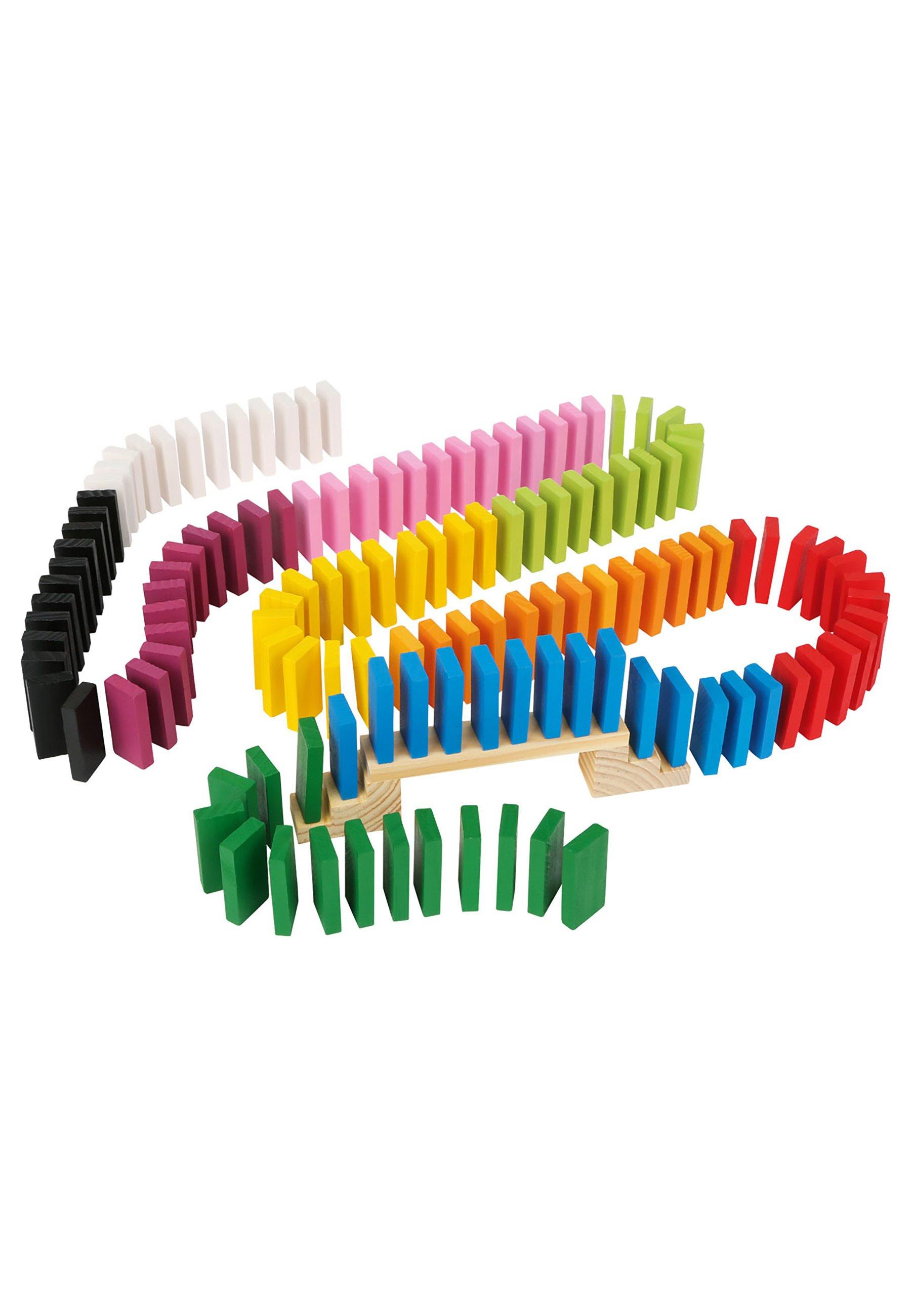 Kinder DOMINO-RALLYE XXL - Holzspielzeug