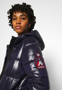 Superdry - HIGH SHINE TOYA - Winter jacket - nautical navy - 3