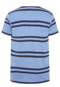 BadRhino - DOUBLE  - Print T-shirt - blue - 5