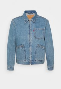 Levi's® - MECHANIC'S TRUCKER - Cowboyjakker - light blue denim - 4