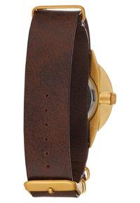 CHPO - HAROLD LAKE - Watch - gunmetal/brown - 3