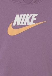 Nike Sportswear - PLUS  - Sweat à capuche - violet star/white - 2