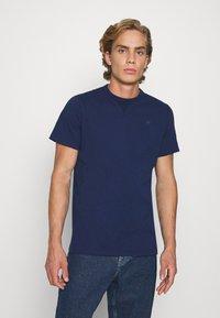 G-Star - PREMIUM CORE R T S\S - T-Shirt basic - imperial blue - 0