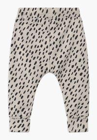Papu - BAGGY UNISEX - Kalhoty - canvas grey/black - 2