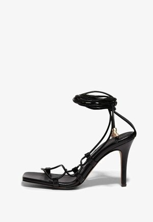 ALICE  - High heeled sandals - black