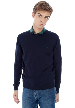 PARICOLLO TOTAL EASY CARE - Jumper - blu scuro