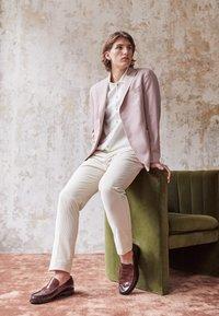 Boglioli - Pantalon classique - off-white - 2