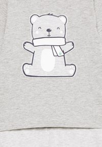 Benetton - TROUSERS SET UNISEX - Pyjama set - grey - 3