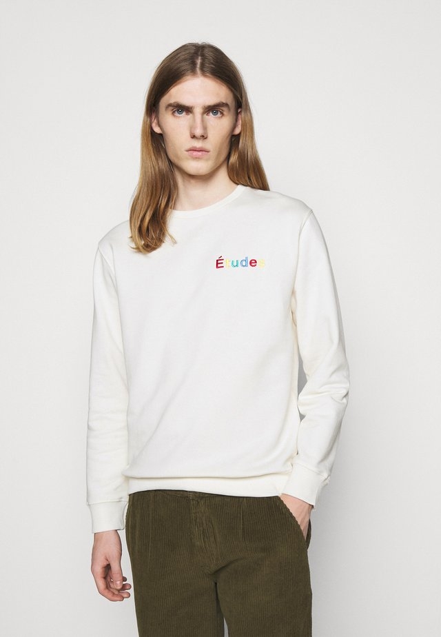 STORY MULTICO UNISEX - Sweatshirts - off-white