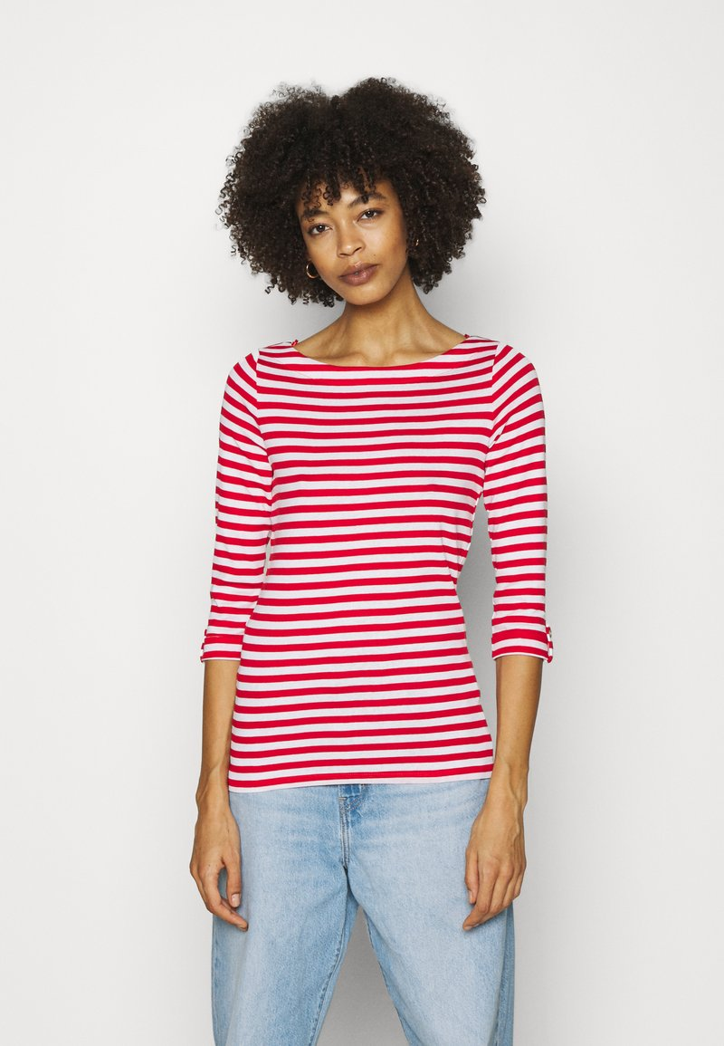 Esprit - COO TEE - Long sleeved top - red
