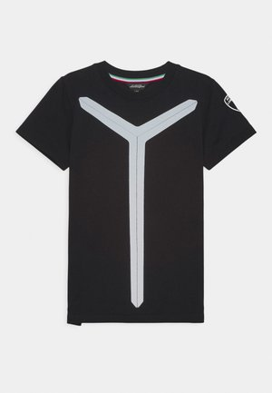REFLECTIVE - T-shirt print - black pegaso