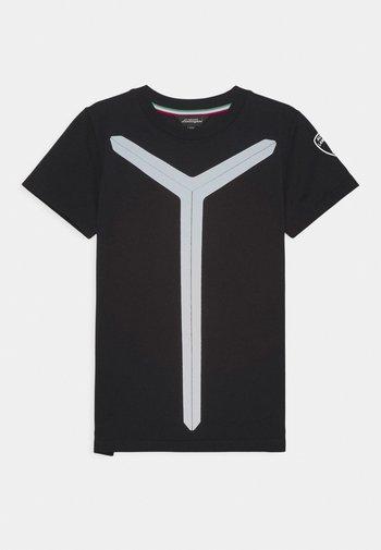 REFLECTIVE - Print T-shirt - black pegaso