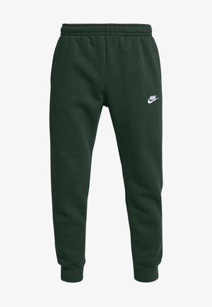 CLUB - Pantalones deportivos - sequoia/sequoia/white