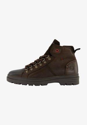 Veterboots - dark brown