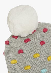 GAP - HAT MITT BABY SET - Muts - grey heather - 3