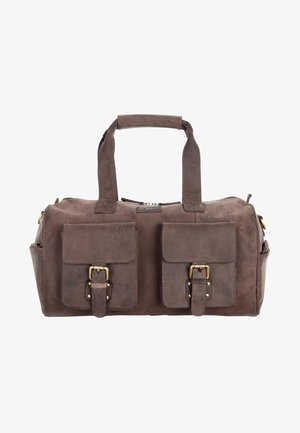 MUNICH - Holdall - brown