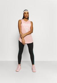 Guess - TANK - Top - old pink - 1